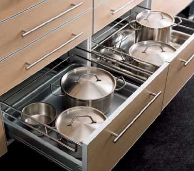 Comercial casamonte bricolaje cocinas armarios mostradores for Cajones de plastico para muebles de cocina